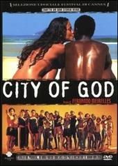 copertina City of God [DVD]