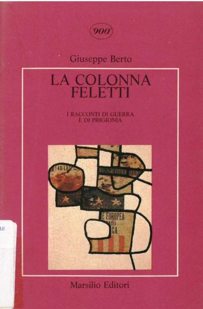 copertina La colonna Feletti
