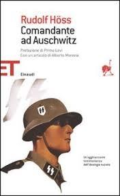 copertina Comandante ad Auschwitz