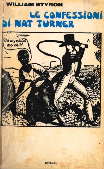 copertina Le confessioni di Nat Turner