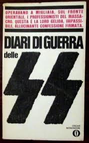 copertina Diari di guerra delle SS