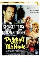 copertina Dr. Jekyll e Mr. Hyde [DVD]