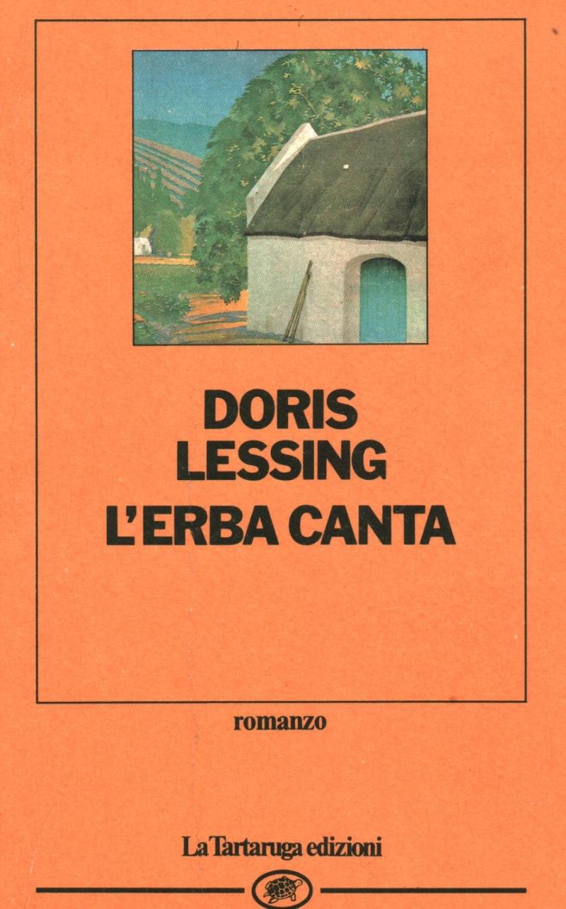 copertina L'erba canta