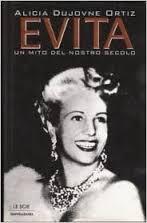 copertina Evita : un mito del nostro secolo