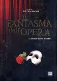 copertina Il fantasma dell'opera [DVD] : un film