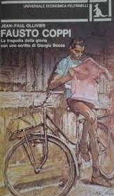 copertina Fausto Coppi : la tragedia della gloria