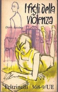 copertina I figli della violenza : romanzo