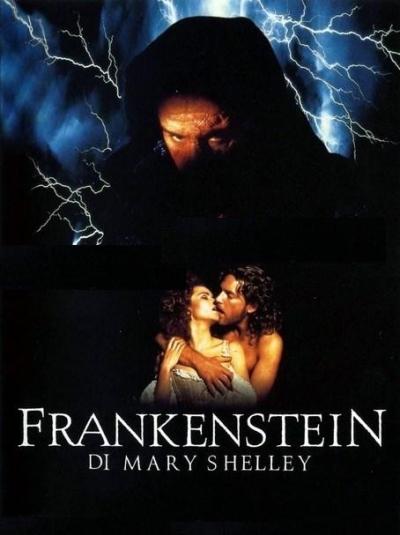 copertina Frankenstein [DVD]