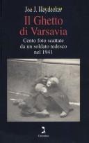 copertina Il Ghetto di Varsavia : cento foto scattate da un soldato tedesco nel 1941
