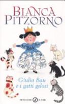 copertina Giulia bau e i gatti gelosi
