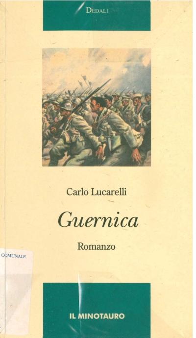 copertina Guernica : romanzo