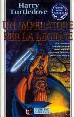 copertina Un imperatore per la legione