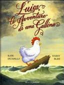 copertina Luisa, le avventure di una gallina