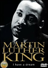copertina Martin Luther King [DVD] : I have a dream