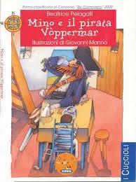 copertina Mino e il pirata Vòppermar