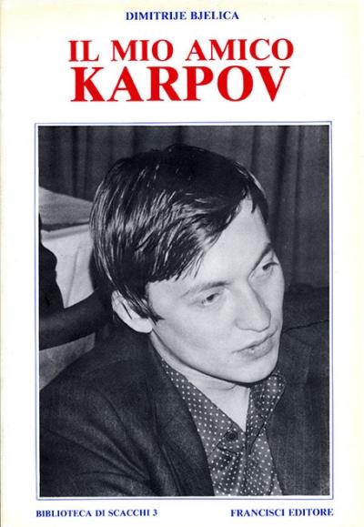 copertina Il mio amico Karpov
