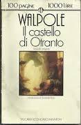 copertina Il castello di Otranto