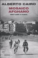 copertina Mosaico afghano