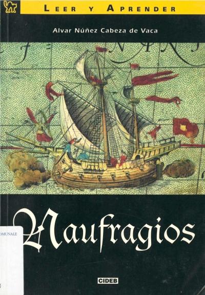 copertina Naufragios