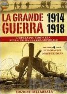copertina L'offensiva tedesca [DVD] : inizia la guerra di trincea, 1914-1915
