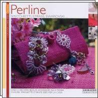 copertina Perline : specchietti, strass, swarovski...